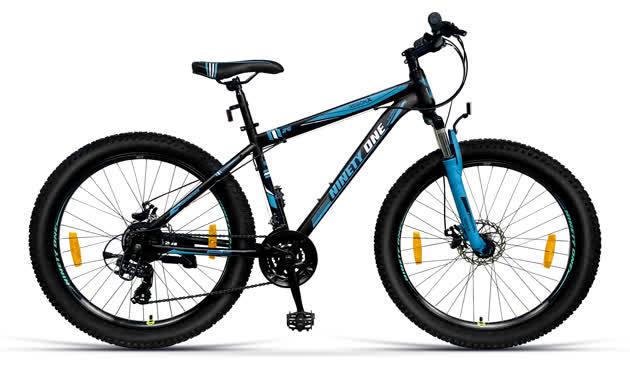 RegionX 26T (Black Turquoise) image 1