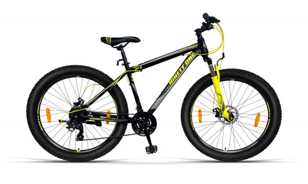VantageX 27 5T (Black Yellow) image 1