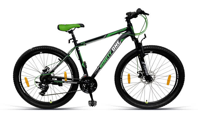 Viper 27 5T (Black Green) image 1