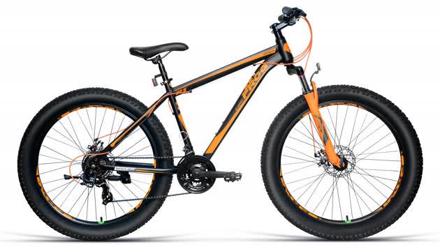 VantageX 27 5T (Black Orange) image 1