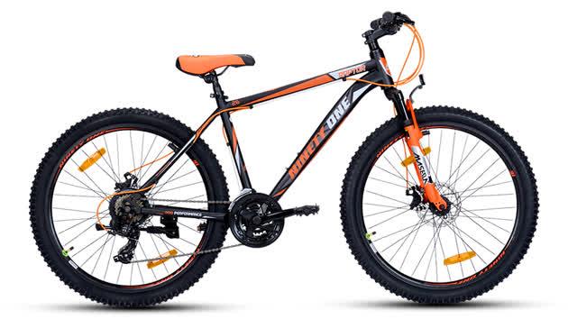 Raptor 26T (Black Orange) image 1
