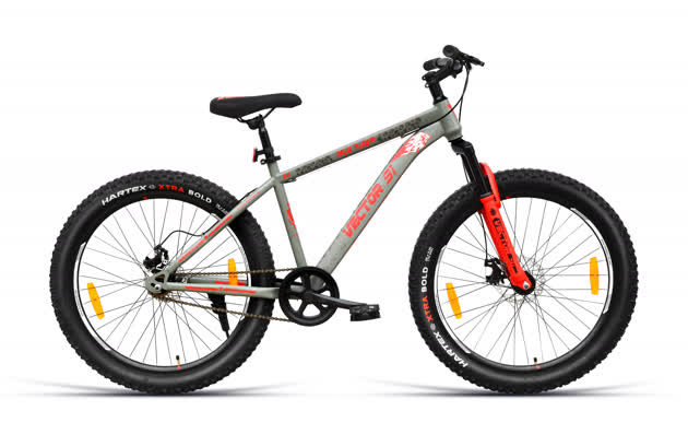 SkullRider 26T (Grey Red) image 1