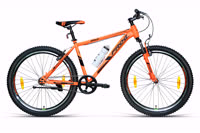 Apollo 26 Orange Black