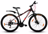 Escape VX1 29 Black Red